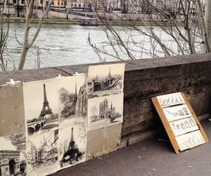 art, paris, and aesthetic image