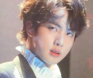jin, preview, and bts image
