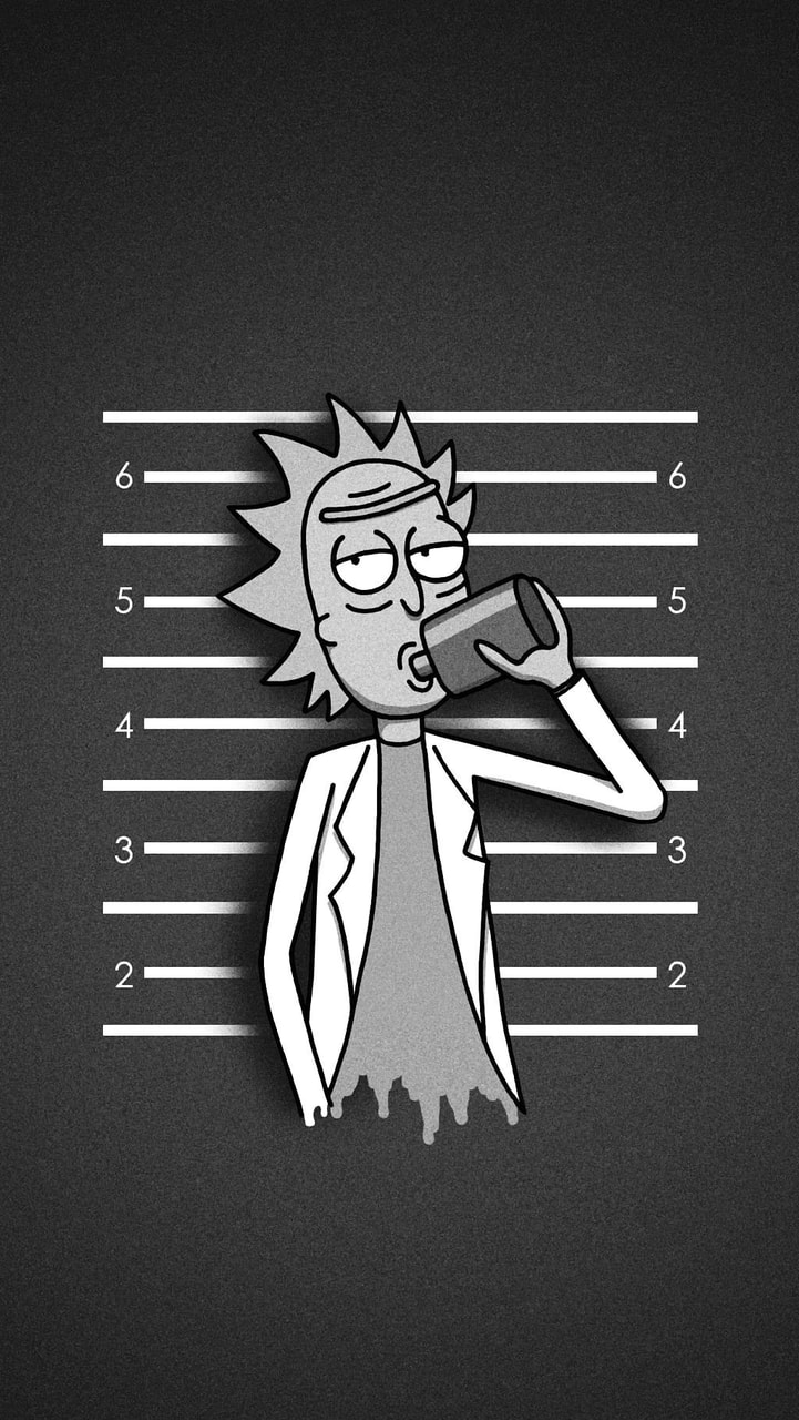 article, rick and morty, and evil morty image