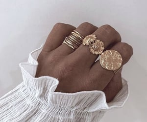 rings, beauty, and fashion image