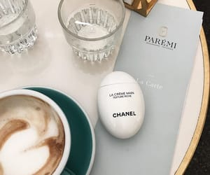 coffee, chanel, and coffee time image