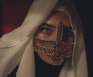 arabic, beautiful, and beauty image