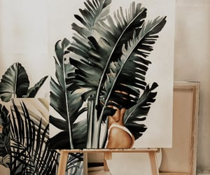 art, girl, and summer image