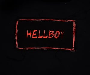 hellboy, grunge, and quotes image