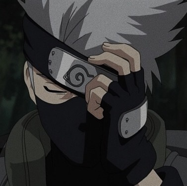aesthetic, kakashi, and shippuden image