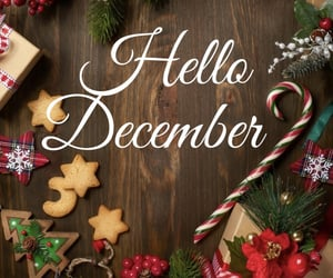 december image
