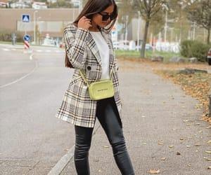 blazer, fashion, and jacket image