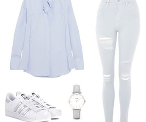 adidas, aesthetic, and Polyvore image