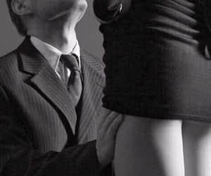 babe, gentleman, and girl image
