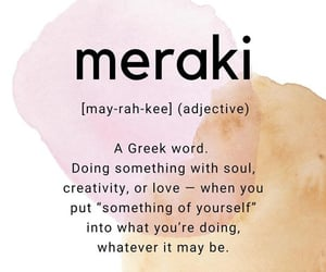 greek, meaning, and quote image