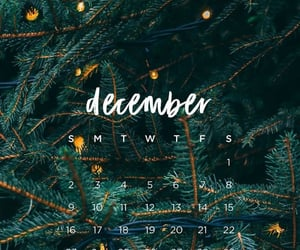 december, wallpaper, and background image