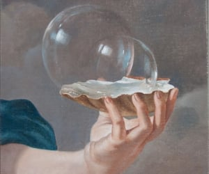 art, bubbles, and aesthetic image