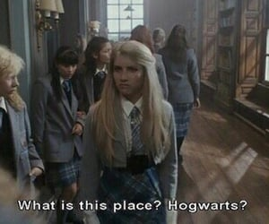 hogwarts, wild child, and emma roberts image