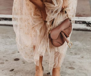 blogger, dress, and look image