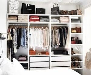 clothes, dream closet, and fashion image