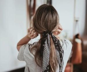 basic, brunette, and fashion image