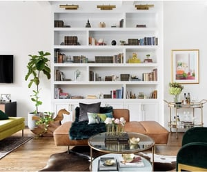 colorful, home, and cozy interior image