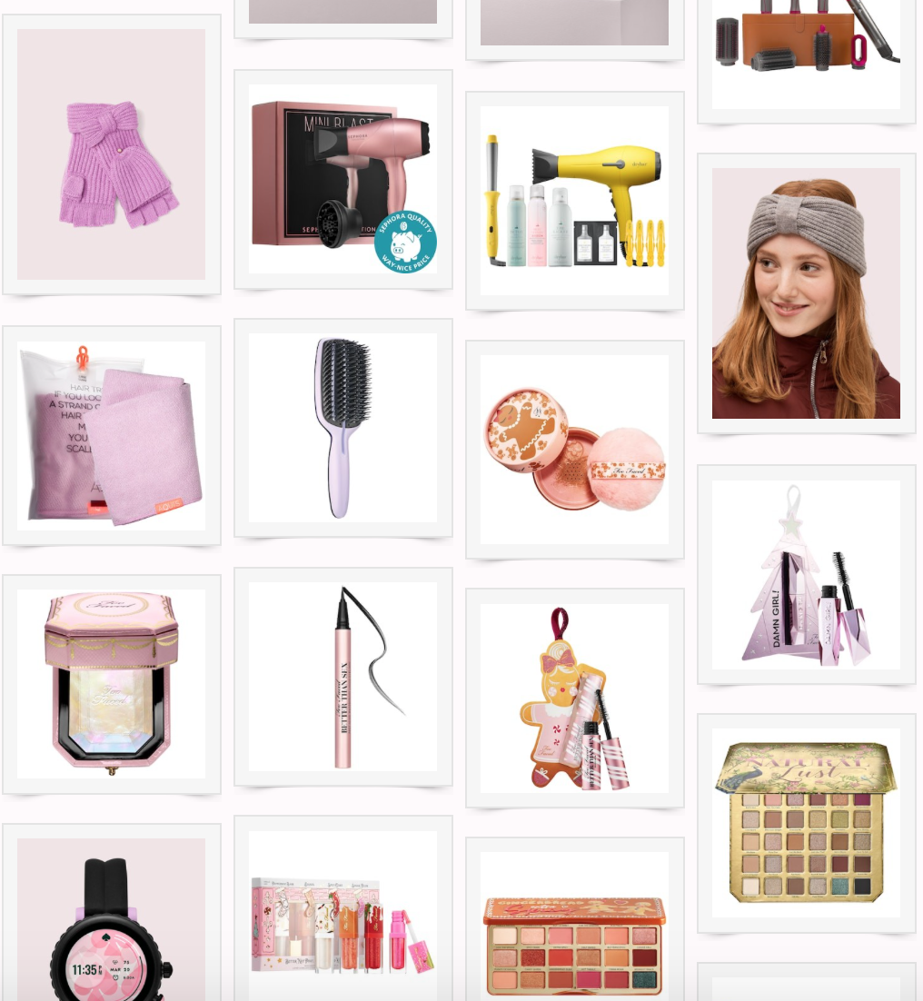 article, christmas shopping, and christmas gift ideas image