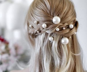 Headbands, stylish hair, and elegant hair image