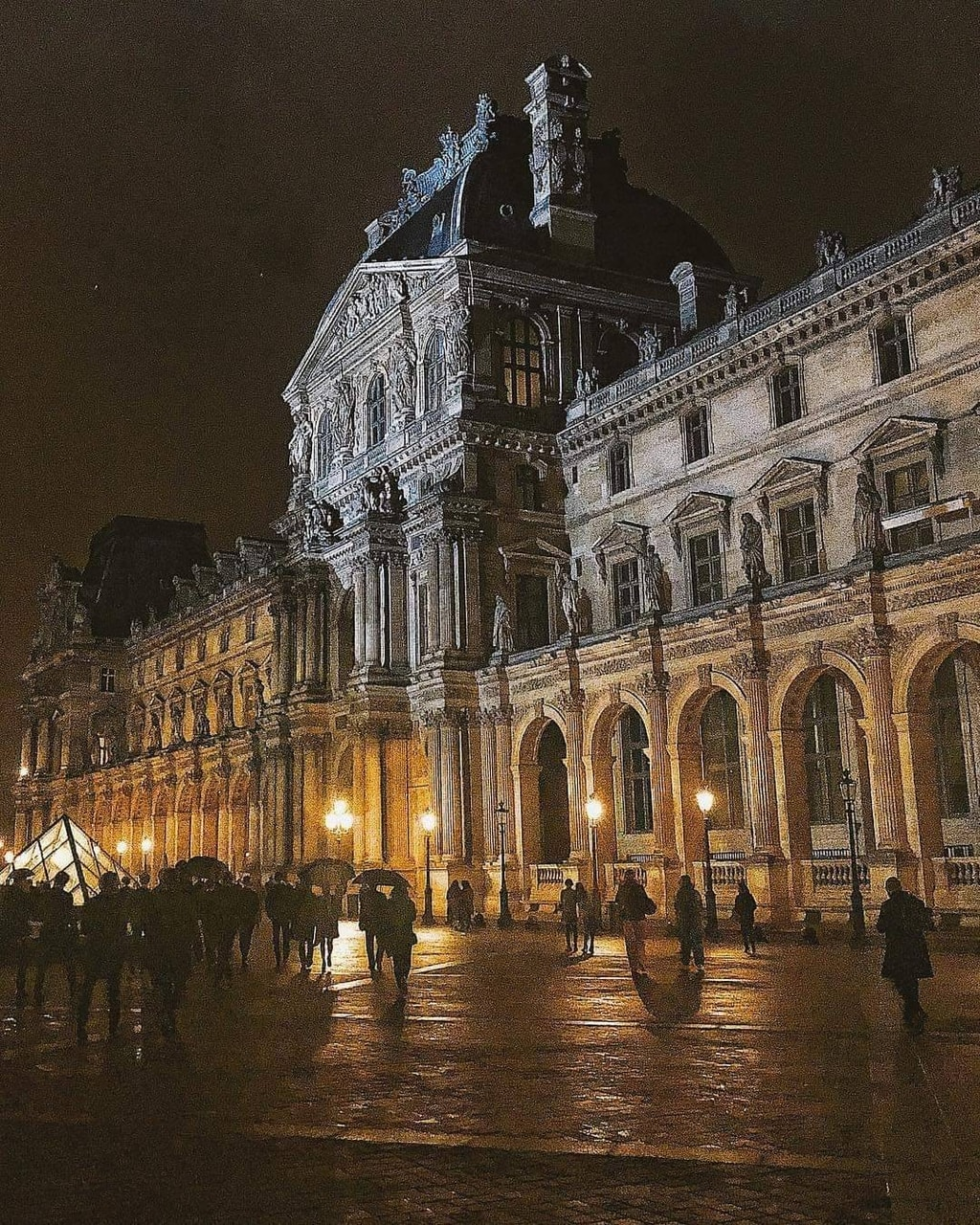 arquitectura, Ciudades, and louvre image
