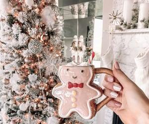 christmas, decor, and style image