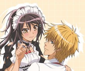 anime, maid sama, and kaichou wa maid sama image