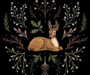 bambi, navidad, and fondos de pantalla image