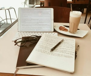 study, coffee, and motivation image