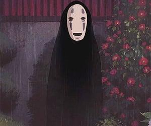 anime, spirited away, and gif image