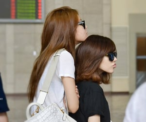 Sunny, snsd, and sooyoung image