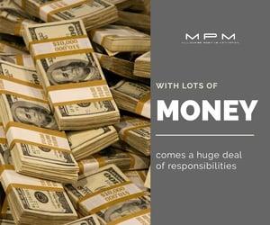 dollar, money, and luxury image