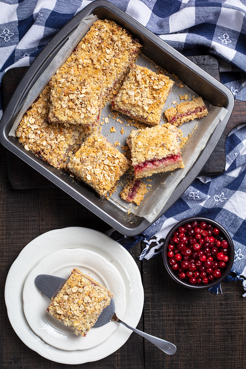 bars, cranberry, and oatmeal image
