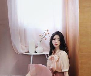 blouse, feminine, and korean image