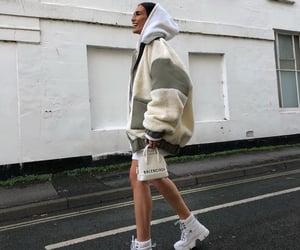 Balenciaga, street, and summer loving image