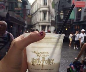 harrypotter, hogwarts, and england image