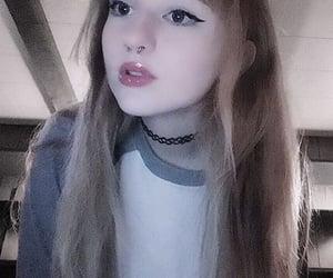 grunge, soft grunge, and selfie image
