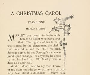 book, charles dickens, and christmas image