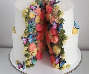 birthday, buttercream, and tortas decoradas image