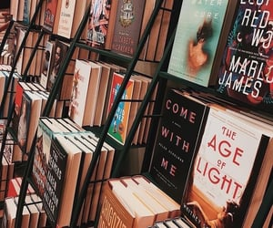 book, aesthetic, and bookshop image