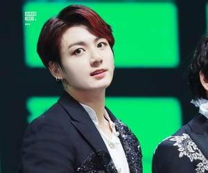 red hair, jungkook, and 191130 image