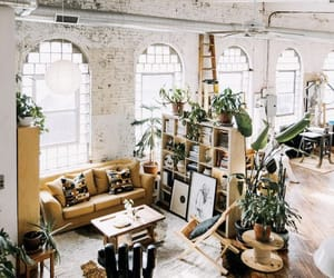 aesthetic, apartment, and books image