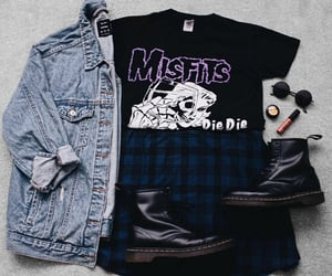 docs, alternative fashion, and hipster image