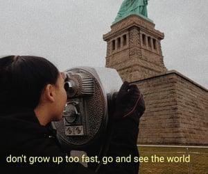 black, city, and film image