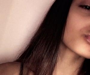 lip gloss, selfie, and shine image