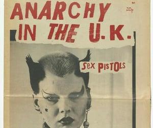 sex pistols and punk image