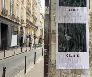 aesthetic, paris, and céline image