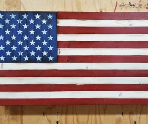 etsy, americanflag, and thin blue line image