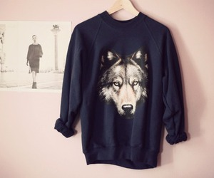 fashion and wolf image