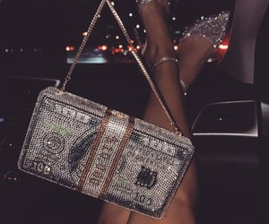 luxury, shoes, and money image