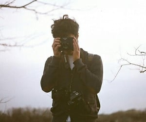 boy, vintage, and photography image